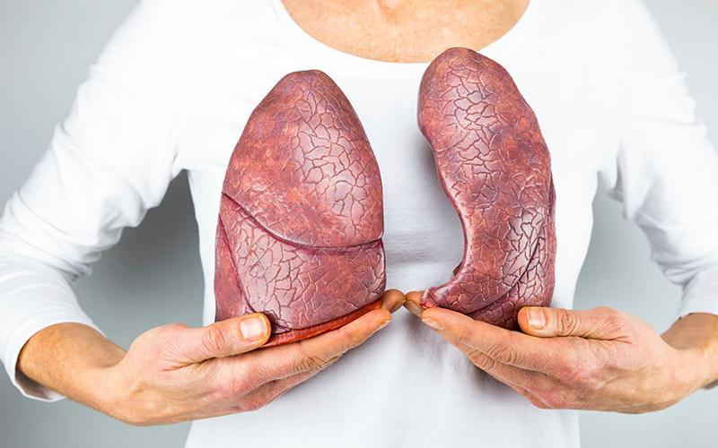 التغذية الأفضل لمرضى سرطان الرئة