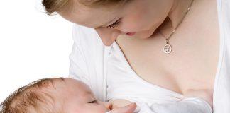 تغذية الأم أثناء الرضاعة
