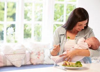 كيف تستعيدين رشاقتك بعد الولادة؟