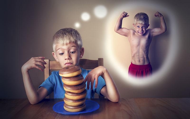 أبرز العادات الخاطئة التي تؤدي الى النحافة عند الأطفال