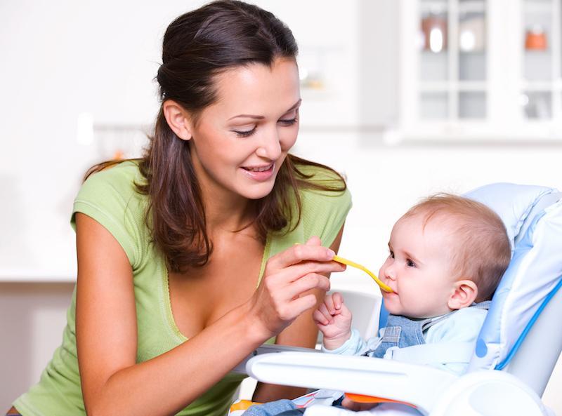 تغذية الطفل بعد انتهاء فترة الرضاعة