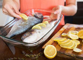 المأكولات البحرية وتأثيرها على الحمل