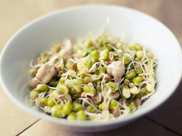 نصائح للحصول على نظام غذائي نباتي مع البروتين